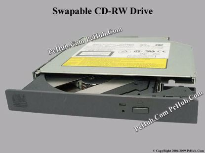 Picture of Acer TravelMate 613TXV CD-RW Drive- Swapable For UJDA330