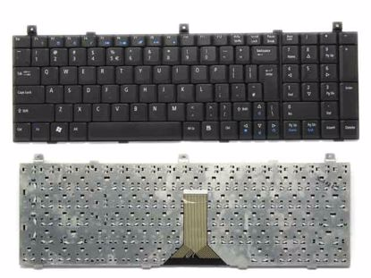 "Picture of Acer Aspire 1800 Series Keyboard UK, ""NEW"""