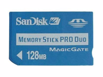 MS PRO DUO128MB