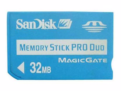MS PRO DUO32MB