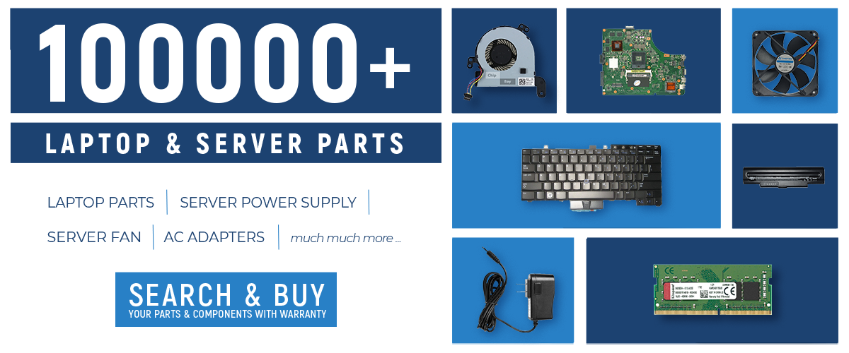100000+ Laptop & Servers Parts in PcHub.com