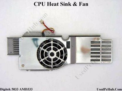 Picture of Digitek 5033 AMD333 Cooling Fan