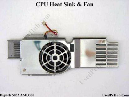 Picture of Digitek 5033 AMD380 Cooling Fan