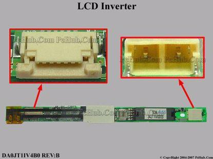 DA0JT1IV4B0 REV:B, 34JT1IV0009, C165-156-CL