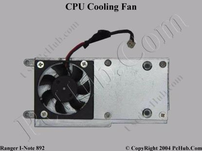 Picture of Ranger I-Note 892 Cooling Fan