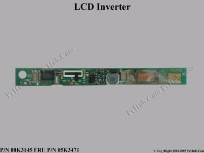 Picture of IBM Thinkpad 600 Series LCD Inverter 00K3145
