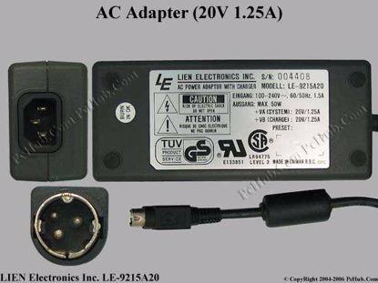 LE-9215A20