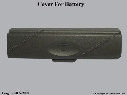 Picture of Trogon ERA-2000 Battery Cover .