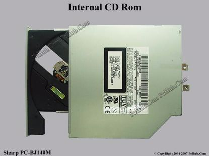 Picture of Sharp PC-BJ140M CD-ROM - Intenal .