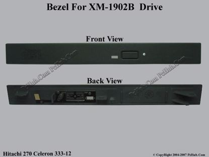 Picture of Hitachi 270 Celeron 333-12 CD-ROM - Bezel XM-1902B