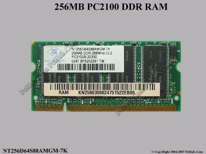 NT256D64S88AMGM-7K