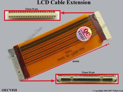 OECV018 (20 pins x 22 mm)