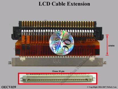 OECV039 (30 pins x 32 mm)