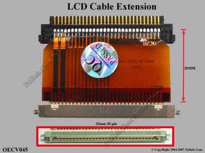 OECV045 (30 pins x 32 mm)
