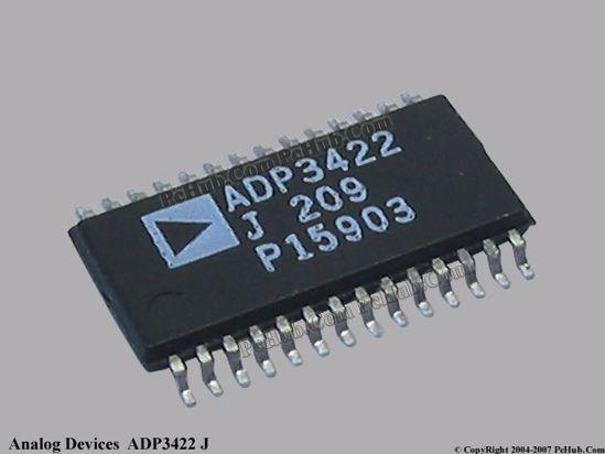 ADP3422 J, ADP3422J