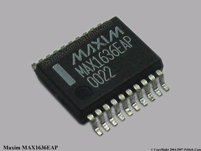 MAX1636EAP