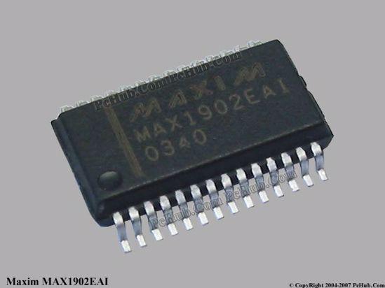 MAX1902 EAI, MAX1902EAI