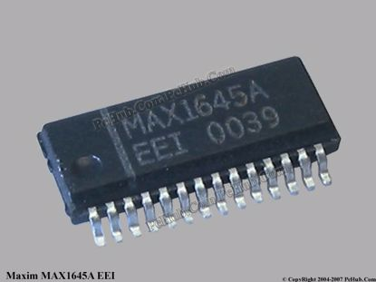 MAX1645AEEI , MAX1645A EEI