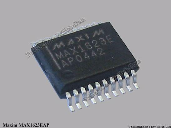 MAX1623EAP , MAX1623 EAP