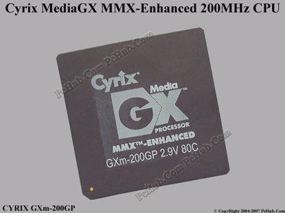 GXm-200GP 2.9V 80C