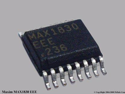 MAX1830EEE/ MAX1830 EEE
