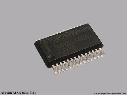 MAX1634EAI / MAX1634 EAI