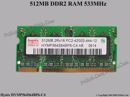 HYMP564S64BP6-C4, HP Spare: 417051-001