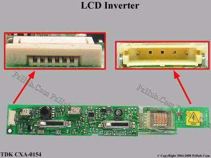 CXA-0154, P/N: 66G0066, PCU-751C , LCF5159S-CIAT