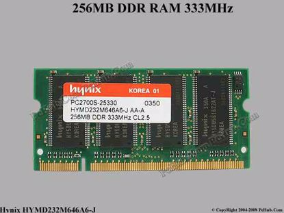 HYMD232M646A6-J