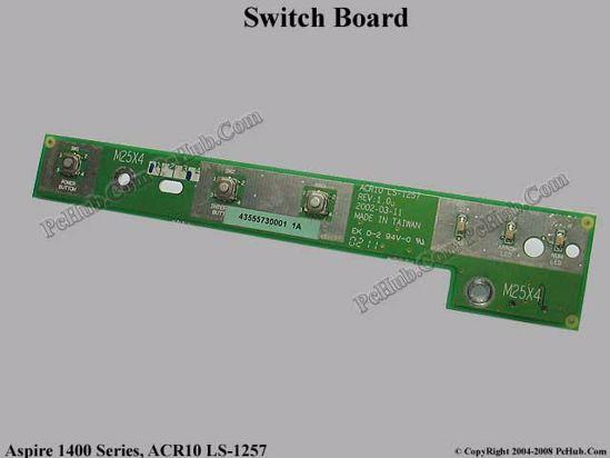 ACR10 LS-1257 , 43555730001