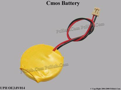80mm, CMC2P001-RB, 2-Pin