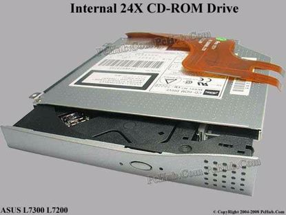 For use with Toshiba XM-7002B CD-Rom