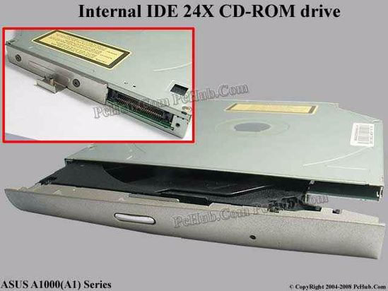 For use with TEAC CD-22E (-A91) CD-Rom