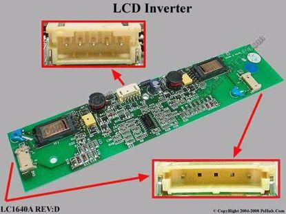 LC1640A REV:D , 641215010009
