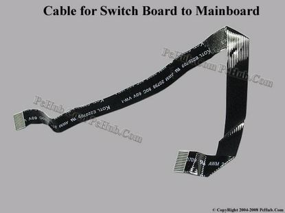 Cable Length: 125mm, 12-pin Connector
