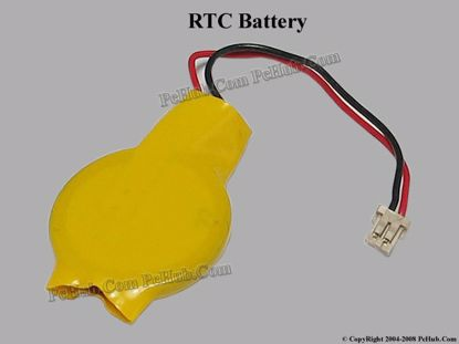 Picture of Fujitsu LifeBook C2010 Battery - Cmos / Resume / RTC 55mm