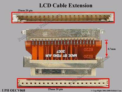 OECV068 (20 pins x 25 mm)