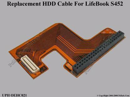 OEHC021 ,  LifeBook S452 , FMV-6333 , FMV-6266MF3/