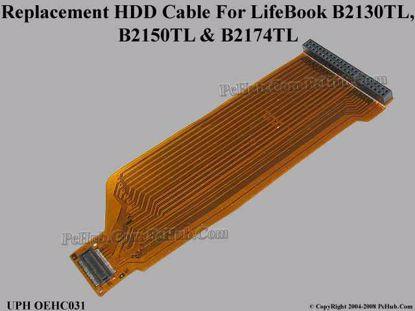 OEHC031 , LifeBook B2130TL , B2150TL , B2174TL