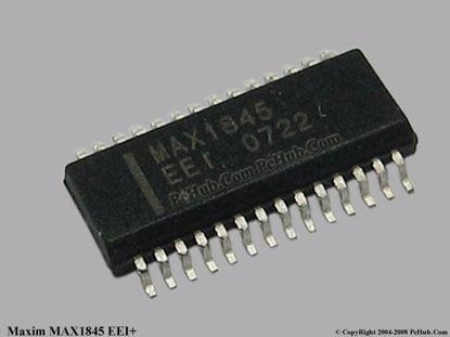 MAX1845 EEI+ , MAX1845EEI+