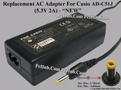 For Casio AD-C51J