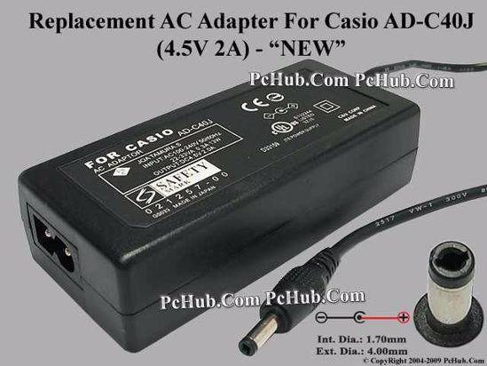 For Casio AD-C40J