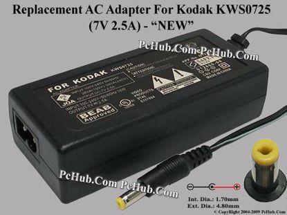For Kodak KWS0725