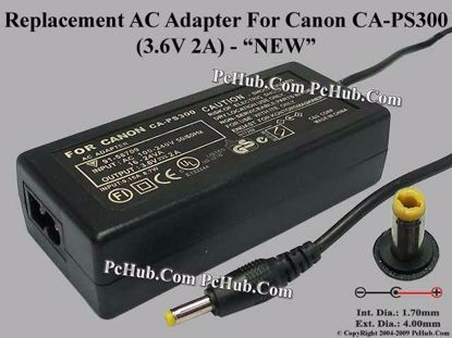 For Canon CA-PS300