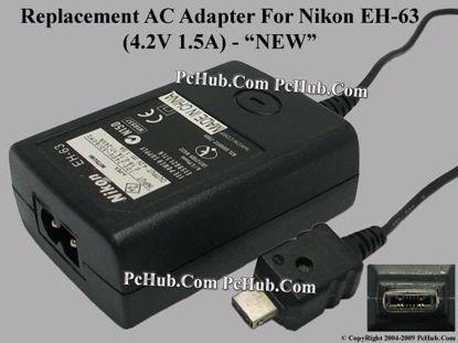 For Nikon EH-63