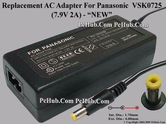 For Panasonic VSK0725