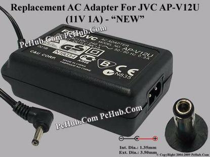 For JVC AP-V12U