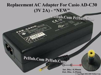 For Casio AD-C30