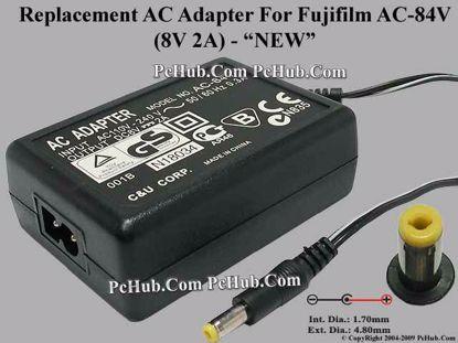 For Fujifilm AC-84V