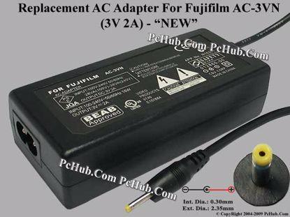 For Fujifilm AC-3VN